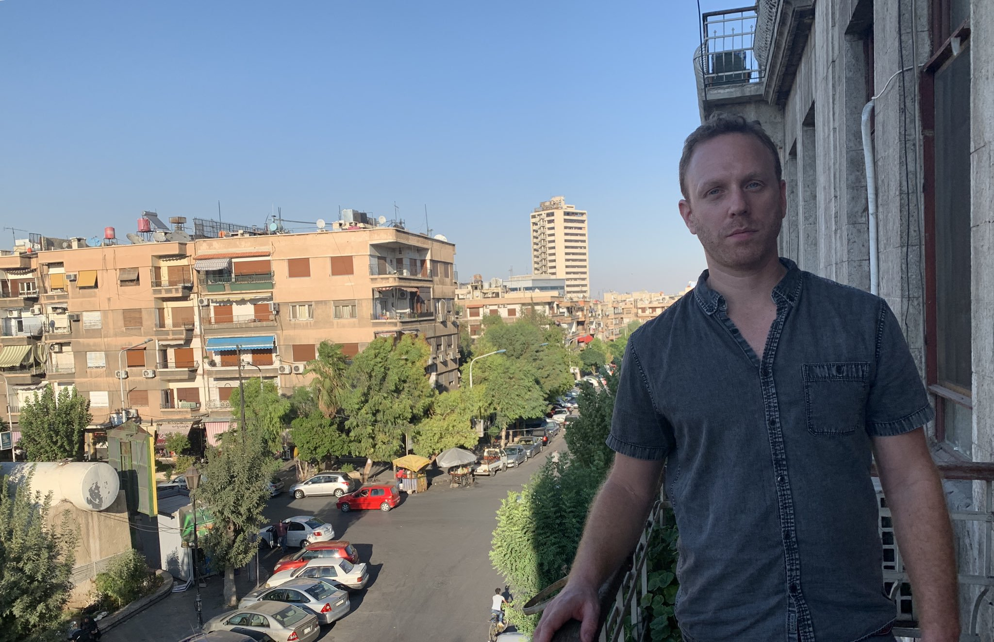 Journalist Max Blumenthal arrested by US authorities over 'phony' charges