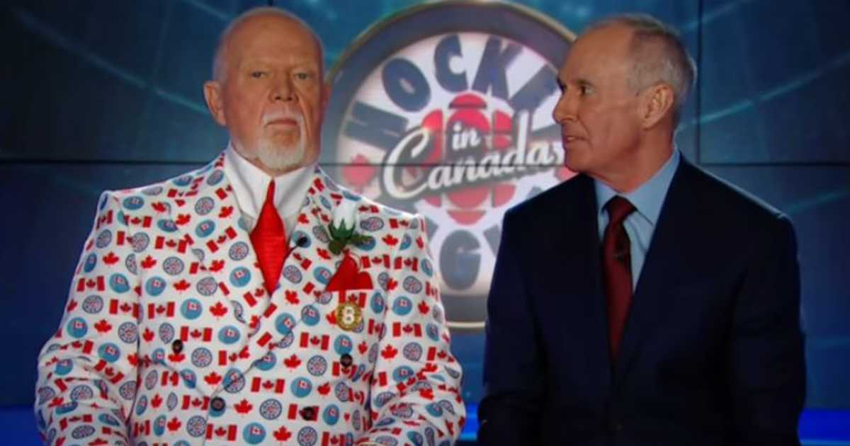 Don Cherry returns with show 'The Grapevine' with new co-hosts