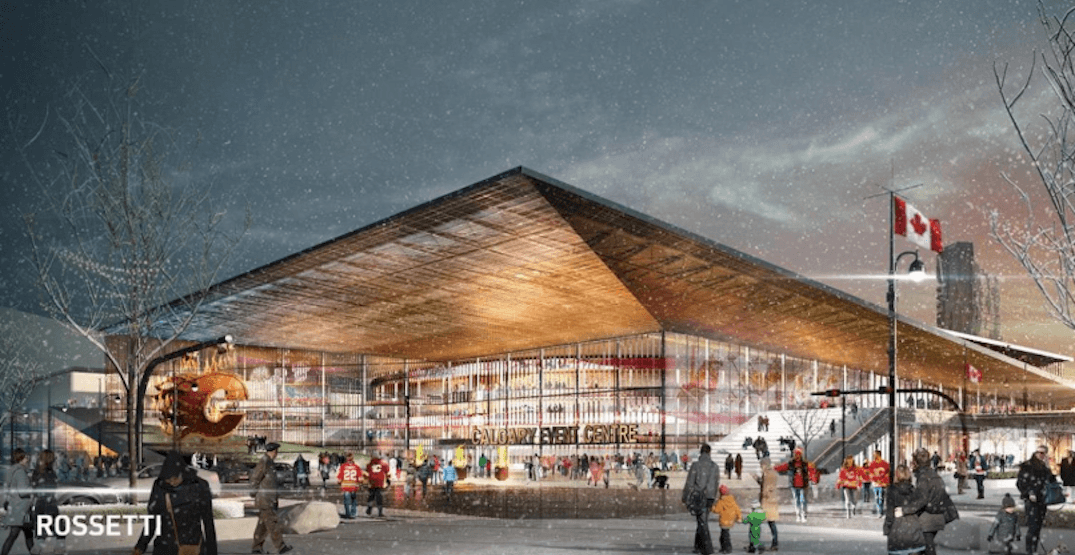 Taxpayers will have to foot the bill of expensive Calgary arena