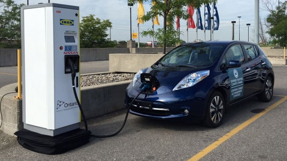 Taxpayer-funded electric vehicle chargers barely used: Report