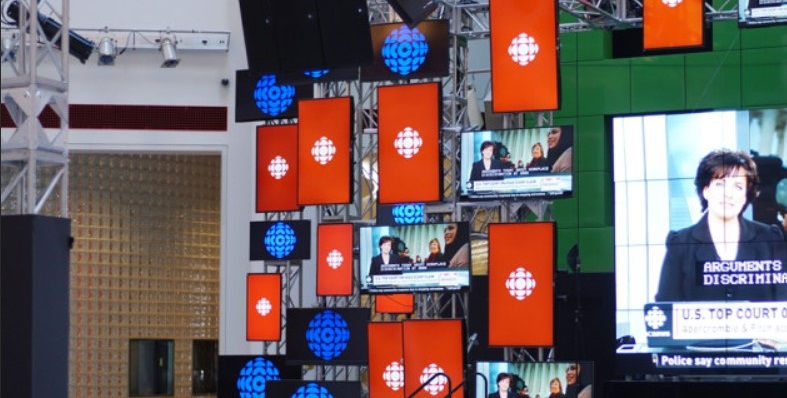 CBC asking Ottawa if it can broadcast less Canadian TV content: Report