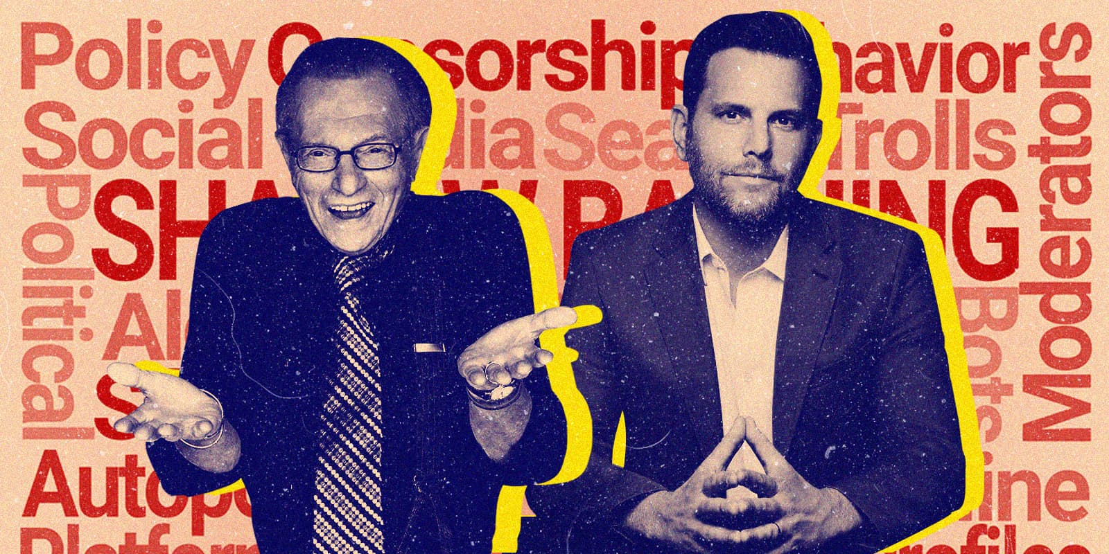 Dave Rubin is the Larry King of the culture wars