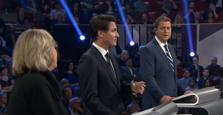 The real losers of last night's leaders' debate were the Canadians who watched it
