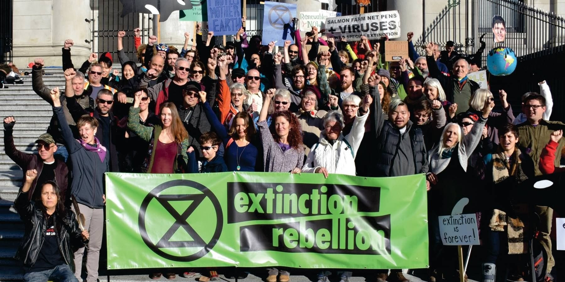 Downtown Vancouver can expect heavy traffic tomorrow as eco-radical group Extinction Rebellion will be protesting during rush hour, according to CTV.