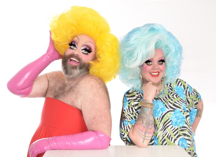 Drag queens, Fay and Fluffy, cut ties with Toronto Library over Murphy talk