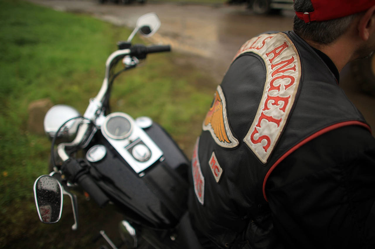 Ontario Hell's Angels busted for illegal gaming operation