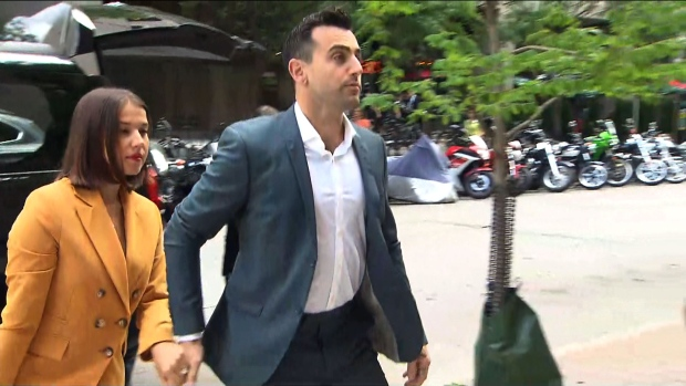 Hedley frontman will proceed to trial for sexual assault allegations after preliminary hearing