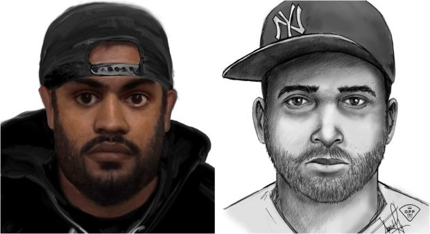 Toronto Police release sketch of man linked to three violent sexual assaults