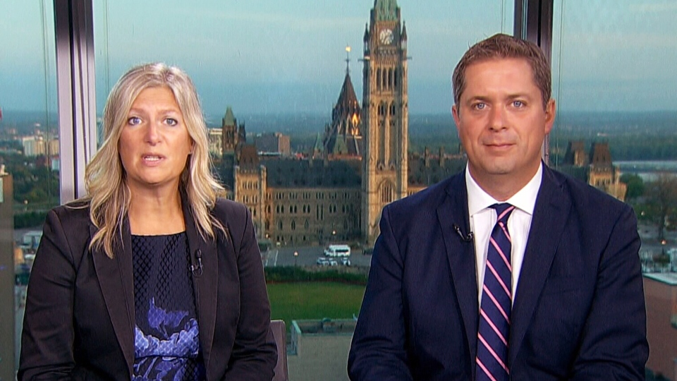 """From free speech, to not muzzling people, to ensuring that we have a non-partisan public service and there is no way a Prime Minister's Office is…asking public servants to behave in a partisan way,"" Conservative MP Leona Alleslev said of the need for further investigation."