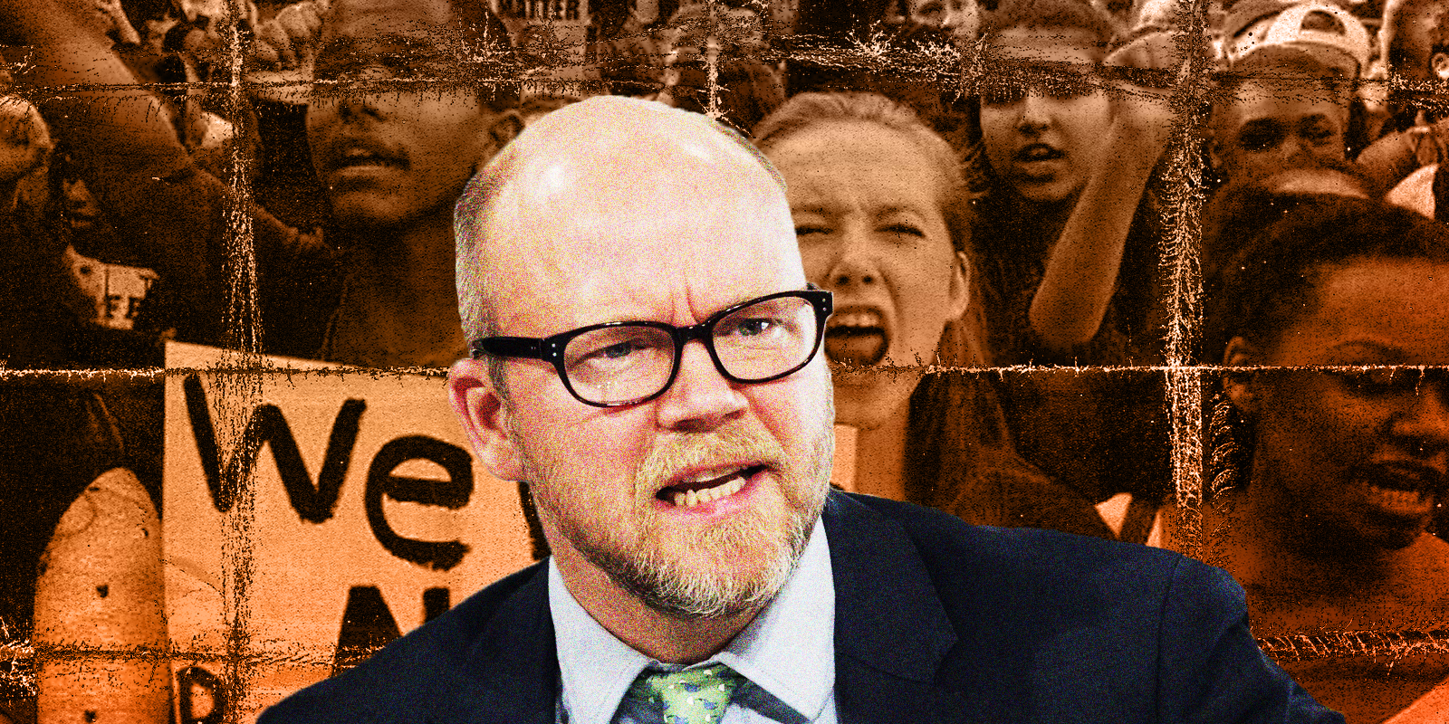 Toby Young's revolt against cancel culture: meet the Free Speech Union