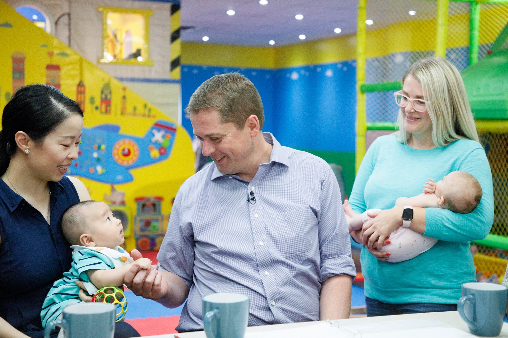 New parents to save up to $4,000 under Scheer maternity plan