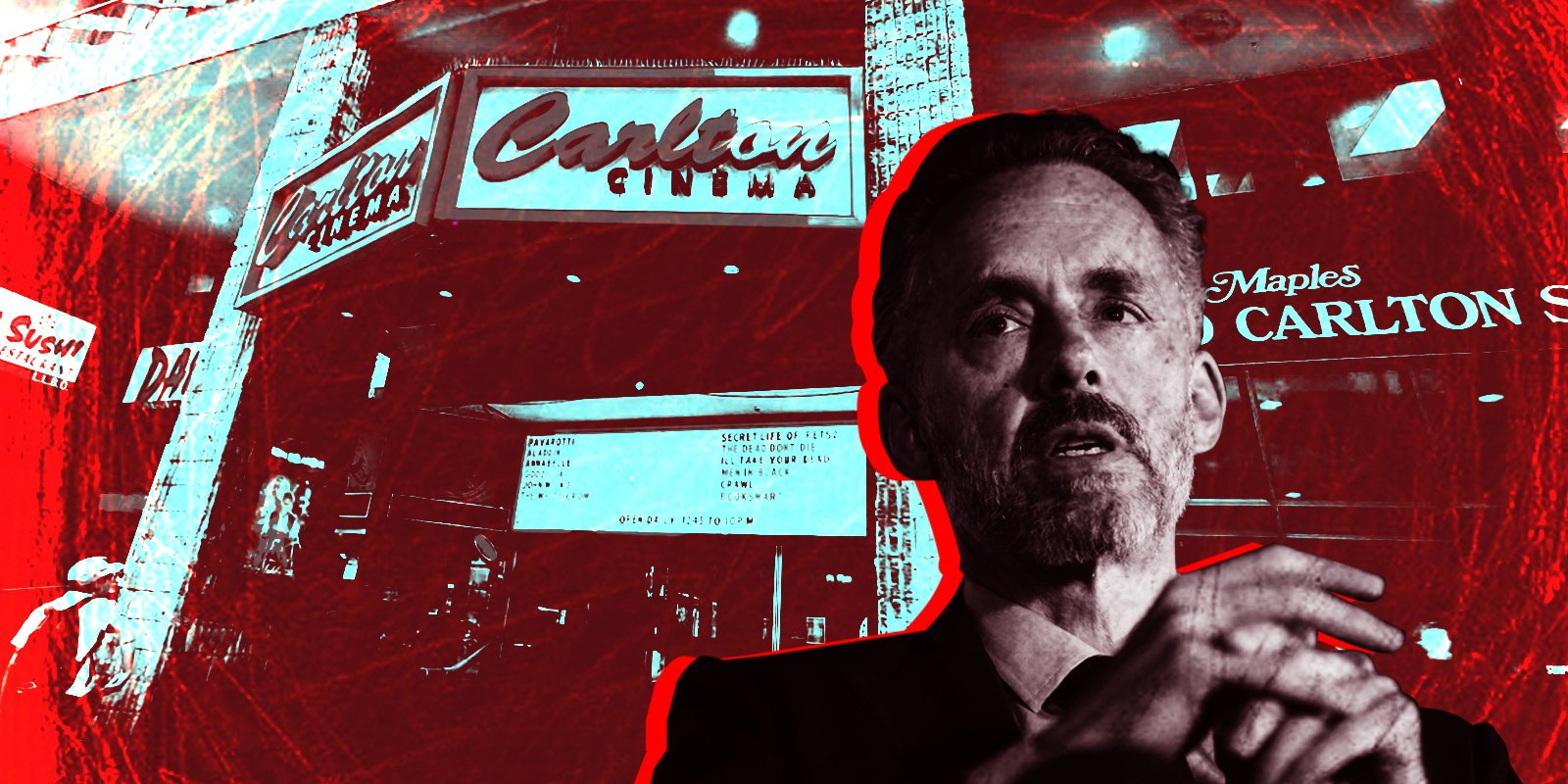 EXCLUSIVE: Jordan Peterson film cancelled in Canadian movie theatre