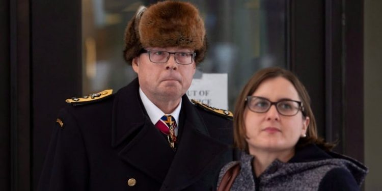 Mark Norman's lawyers reference SNC-Lavalin in attempt to unseal documents