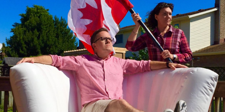 Canadian YouTuber makes hilarious video explaining Canada Day to Americans