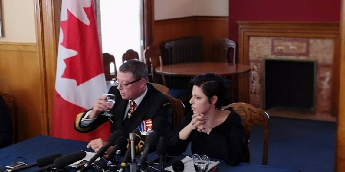 Liberal MPs block Mark Norman invitation to give his side of the story