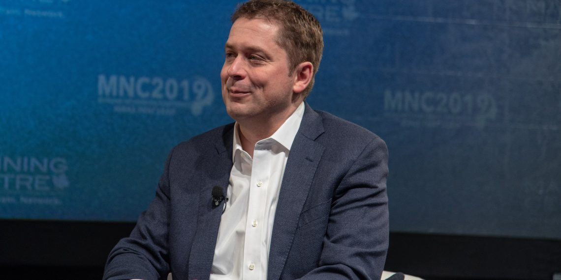 Scheer calls for Canadian energy independence by 2030