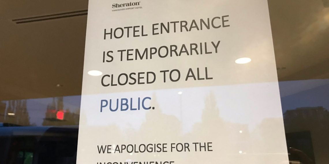 Norovirus infects over 100 people at two Vancouver-area hotels