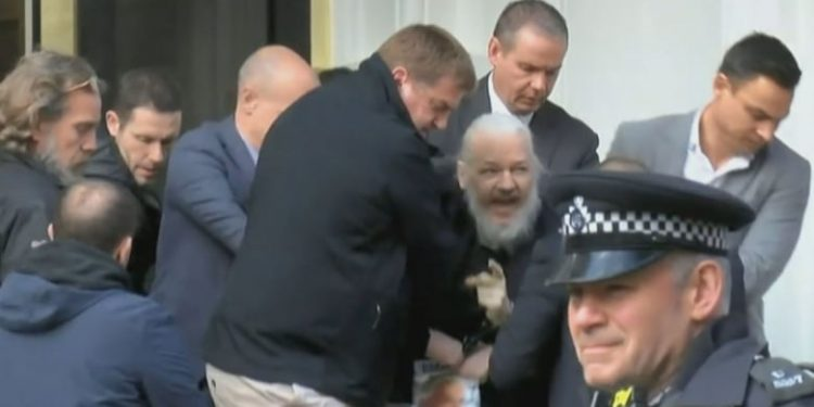 What gets lost in the Julian Assange noise