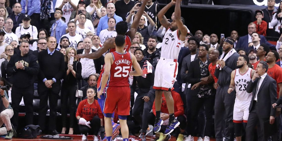 Fans sing praises as King Kawhi rallies Raptors to Finals