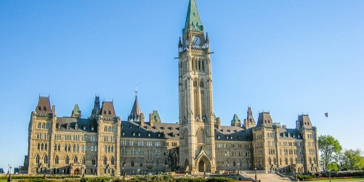 Archeologists find historical military complex under Parliament Hill