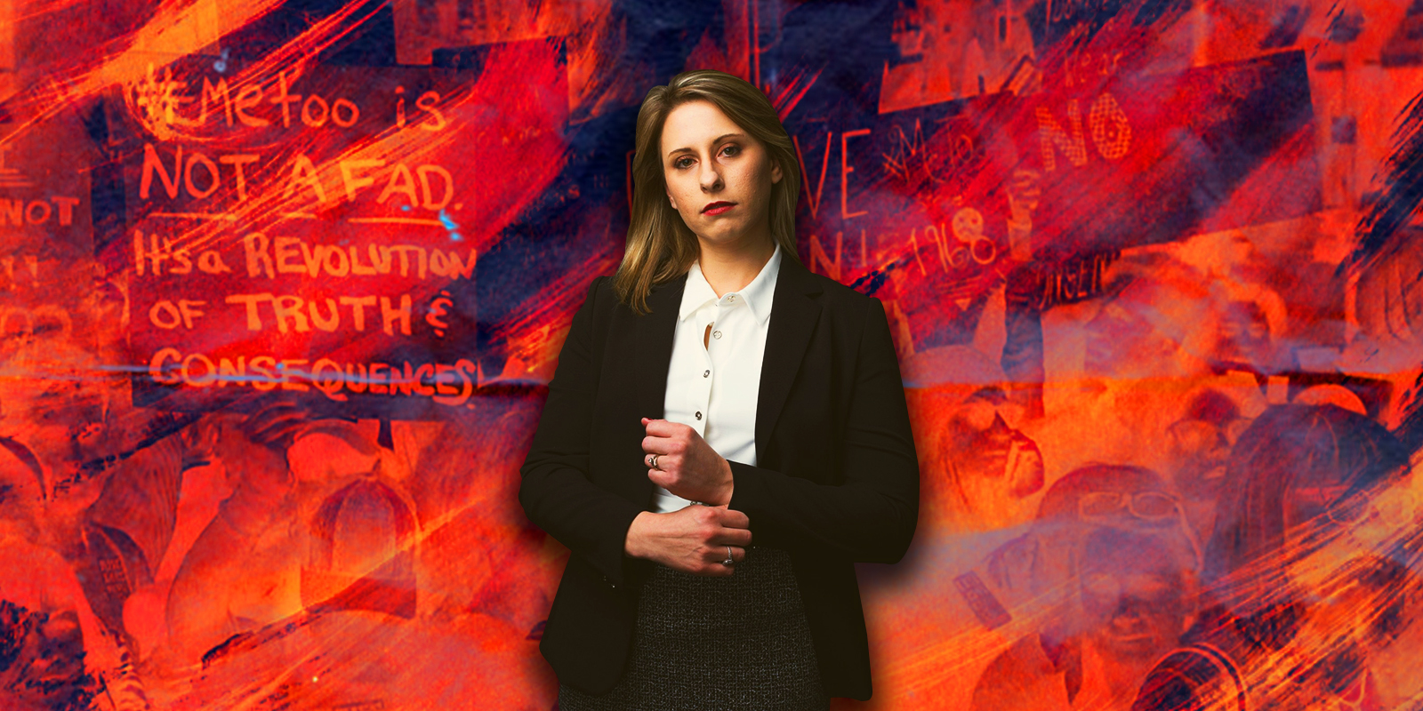 They want to change the #MeToo rules for Katie Hill