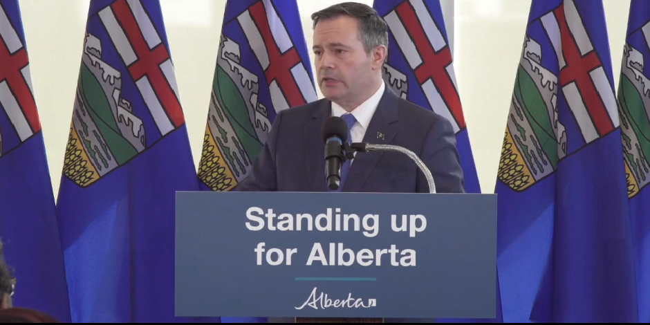 Jason Kenney to table act that will prevent railway blockades in Alberta