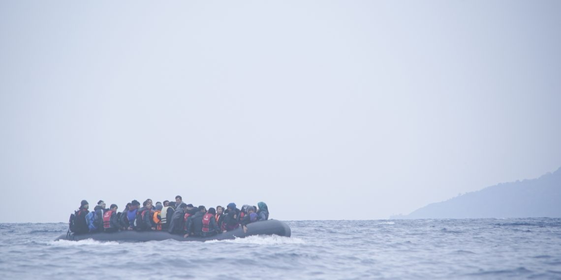 Migrant vessel capsizes off the coast of Tunisia