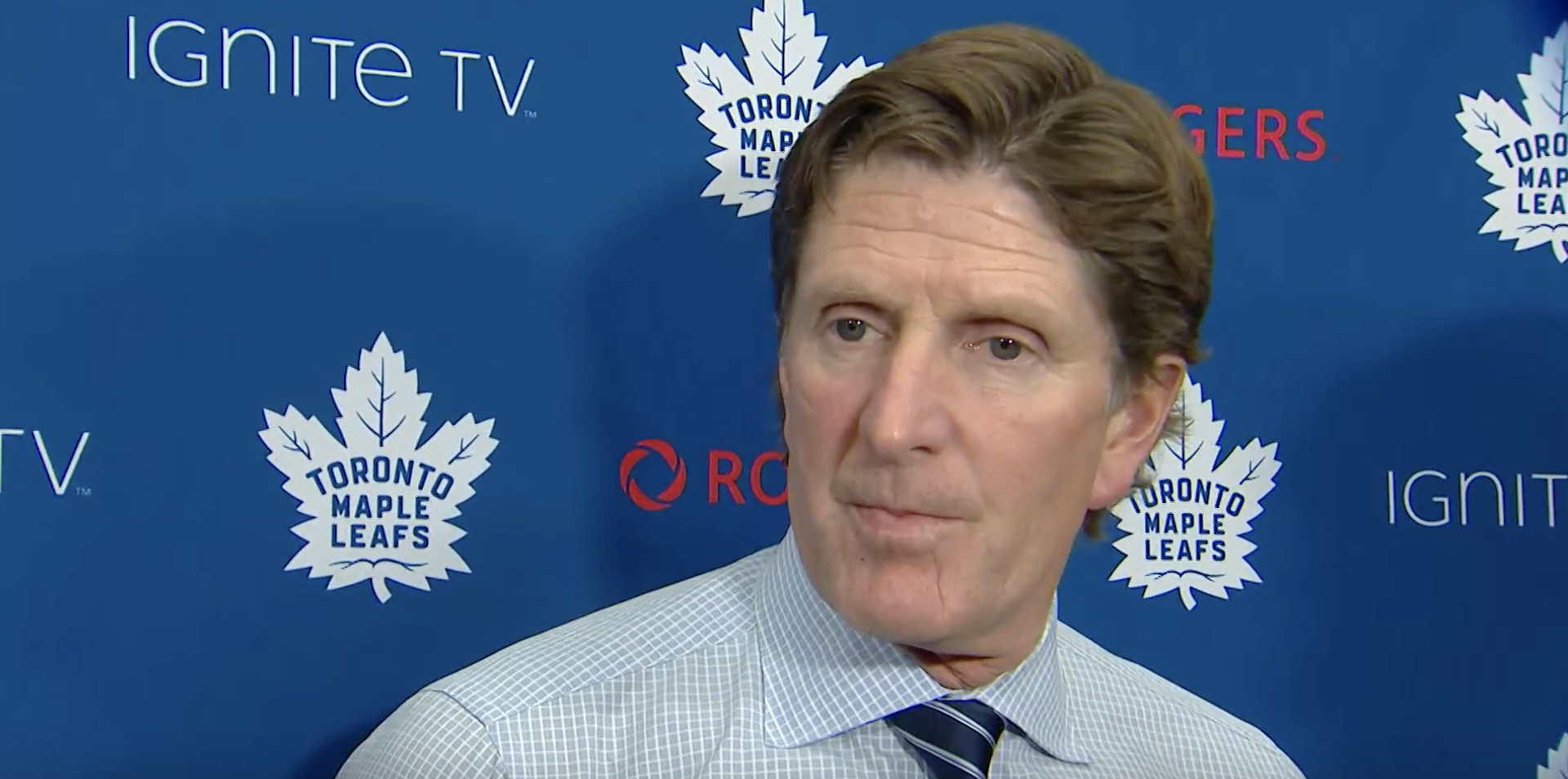 Toronto Maple Leafs fire coach Mike Babcock