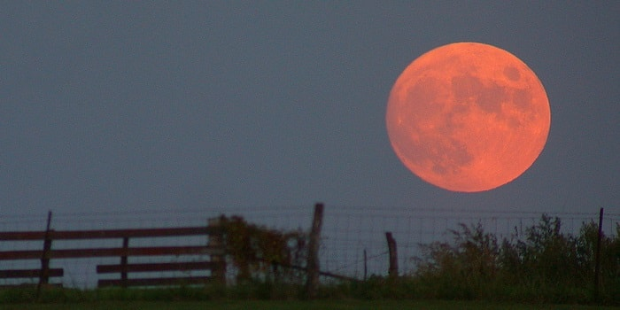 Full moon to shine on Friday the 13th for the first time in 13 years