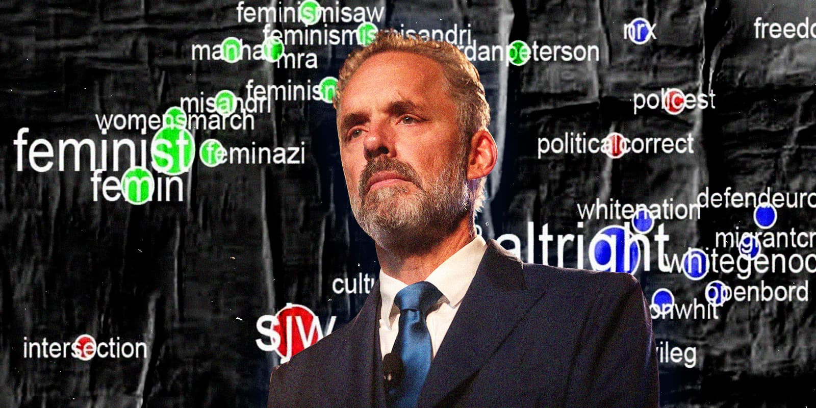 Jordan Peterson is not a gateway drug to the alt-right