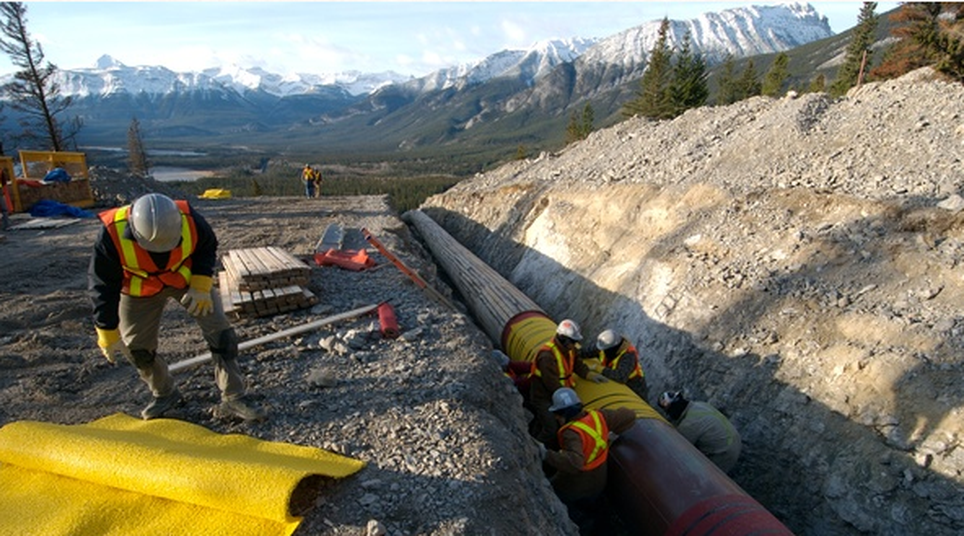 More than half of British Columbians now support the Trans Mountain pipeline