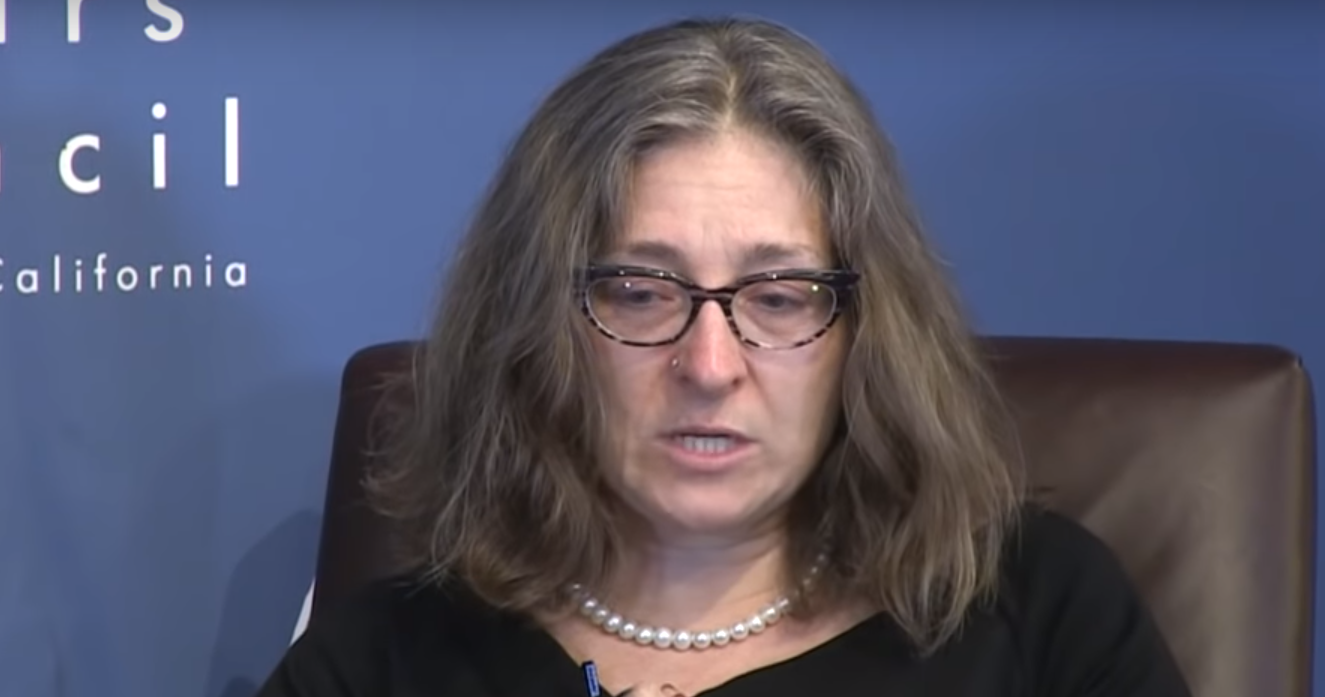 """Georgetown Prof who called for """"miserable deaths"""" of white men off the hook"""