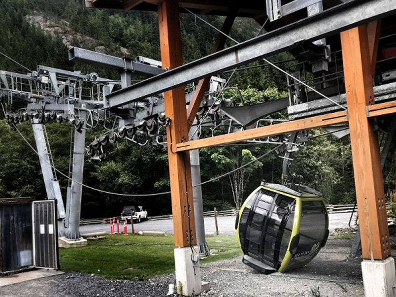 RCMP say Sea-to-Sky Gondola deliberately cut — damages expected to cost millions