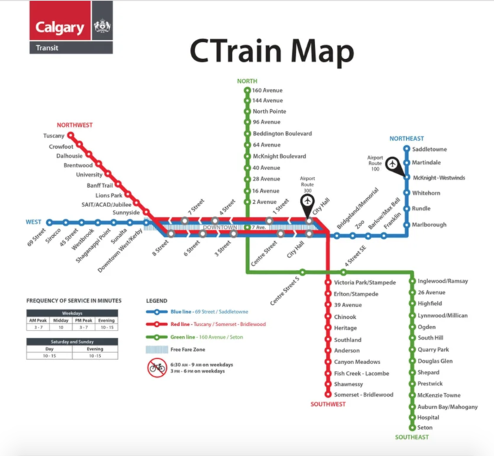 Calgary's Green Line at risk of getting derailed
