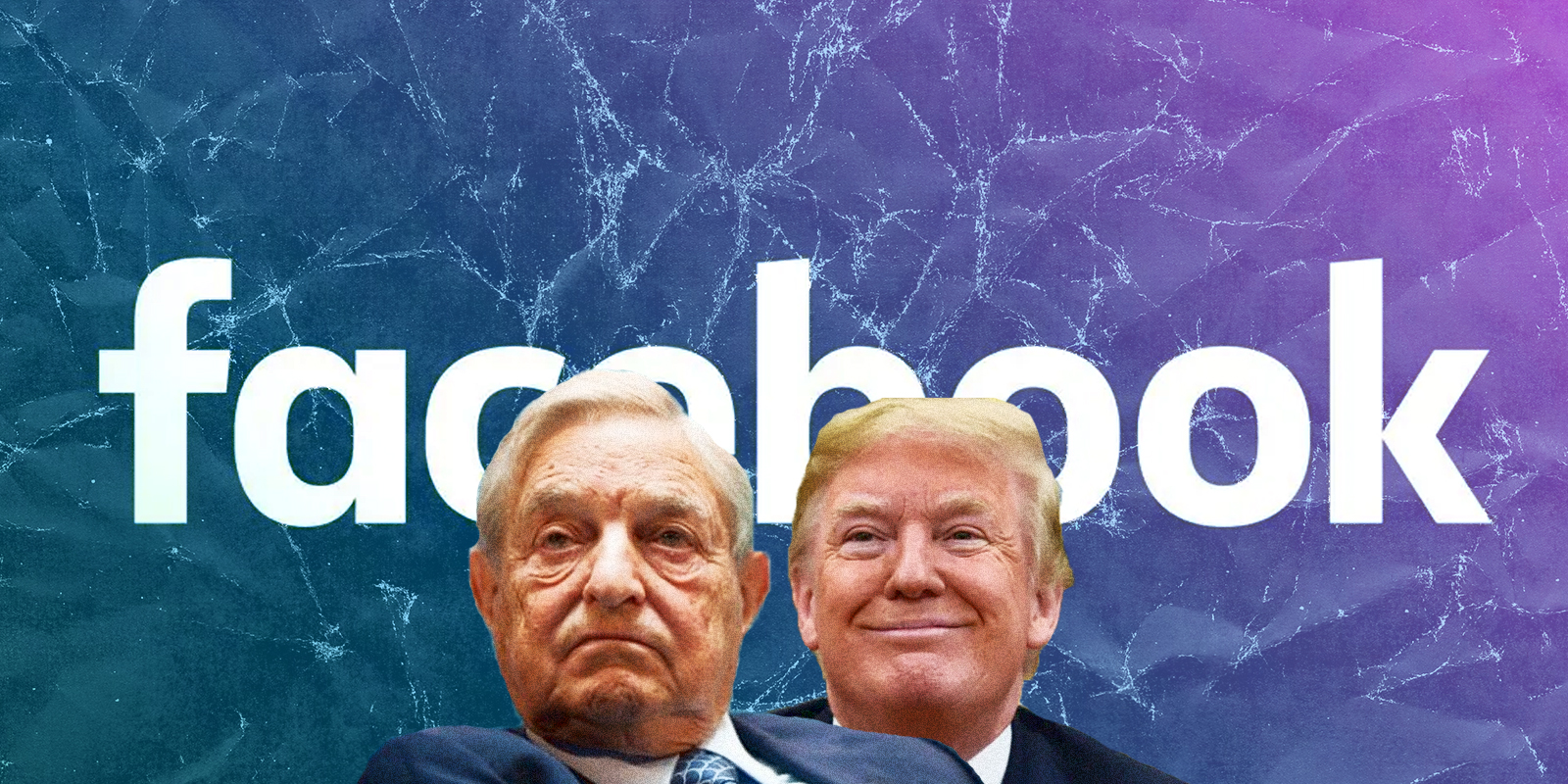 George Soros claims that Facebook is working with Trump to get him re-elected