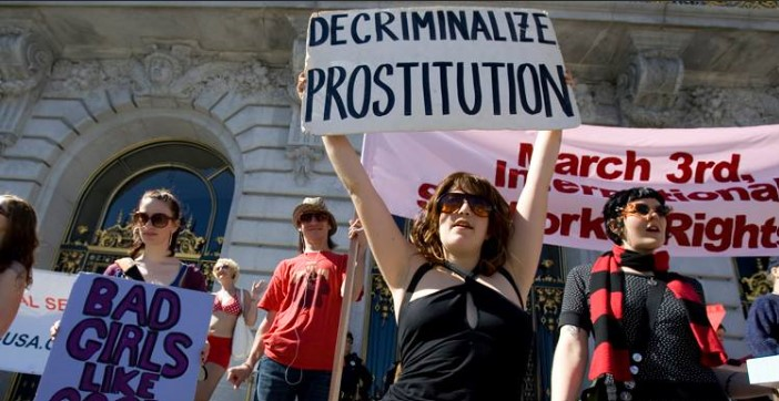 Professors promote ideology, ignore evidence, when discussing prostitution