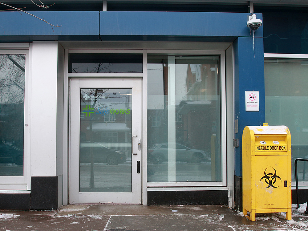 Calgary's Sheldon M. Chumir Health Centre, a safe consumption site located in the Beltline, has started raising major safety concerns among locals living close by.