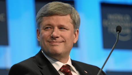 Stephen Harper leaves Conservative Fund board in an attempt to stop Charest
