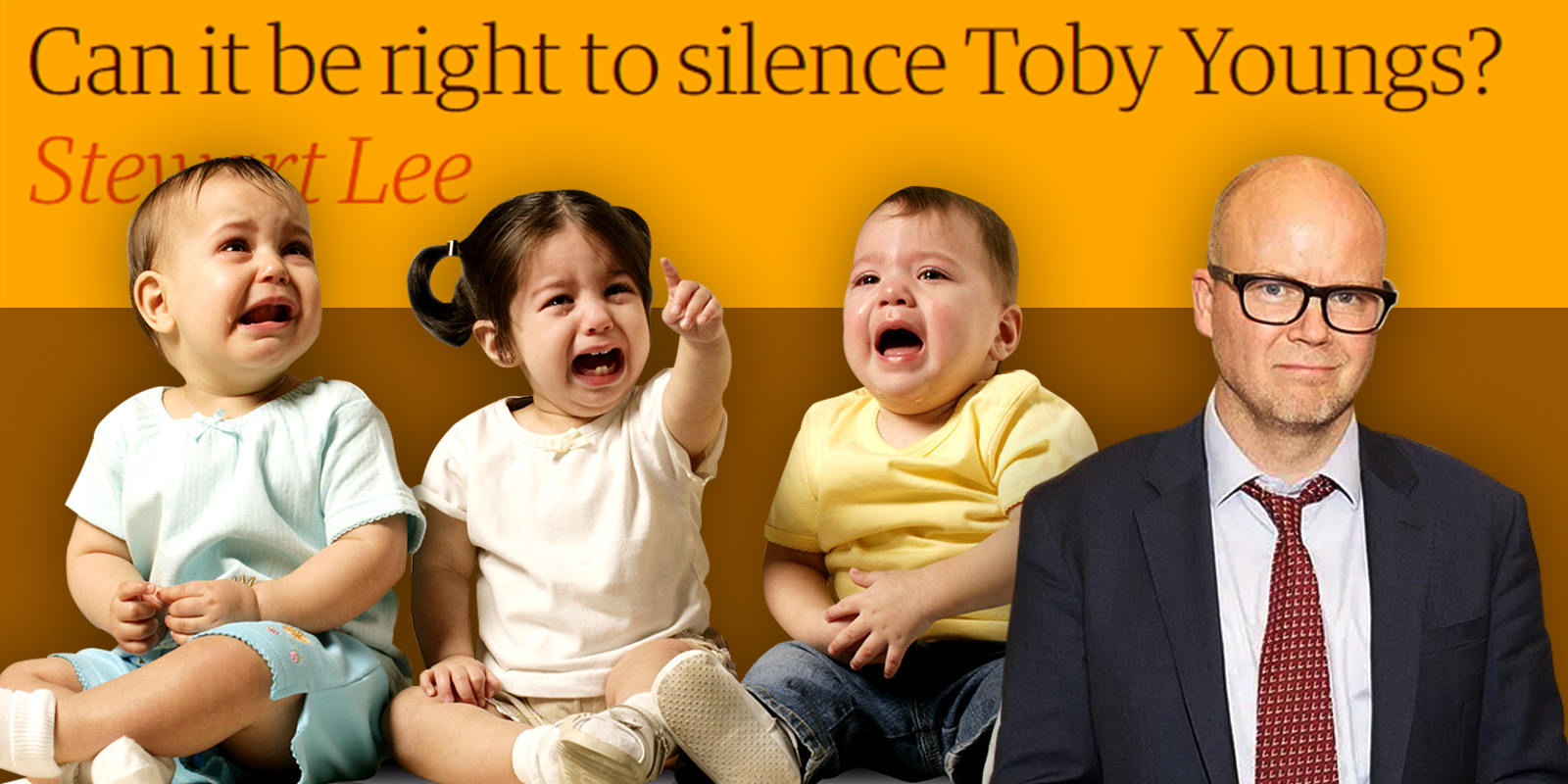 The Guardian is not a fan of Toby Young or free speech