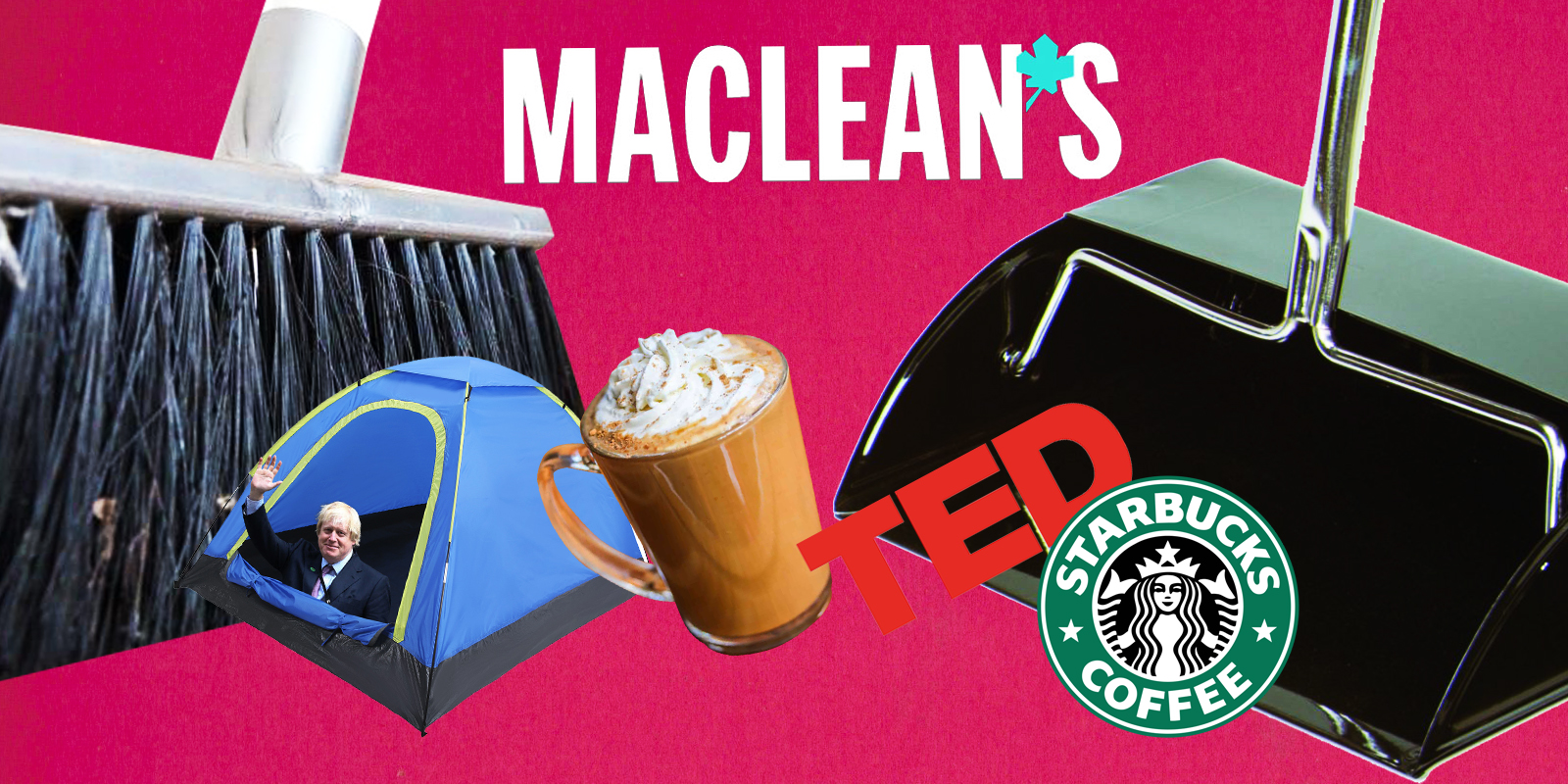 "Maclean's burns itself with bizarre article about ""mediocre white men"""