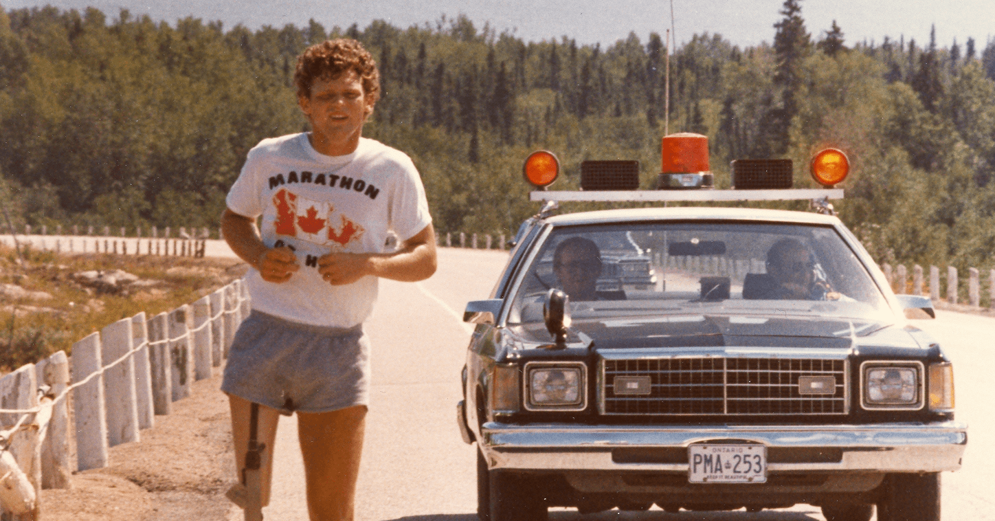 BC mayor campaigns for Terry Fox to be on new five-dollar bill