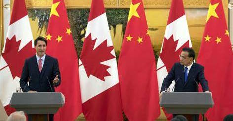 Canadians questioning more trade with China: Poll