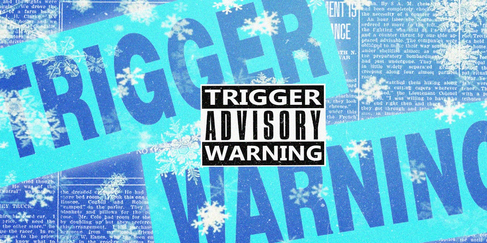 Trigger warnings don't work, so why do we use them?