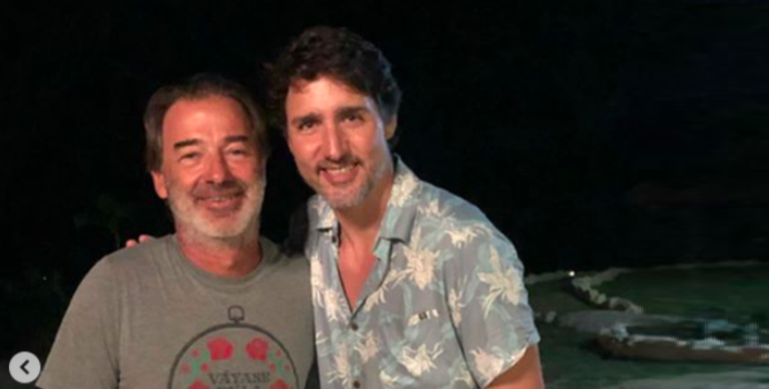 Prime Minister Justin Trudeau has been spotted on his vacation in Costa Rica, leading to questions regarding the opulence of his travel.