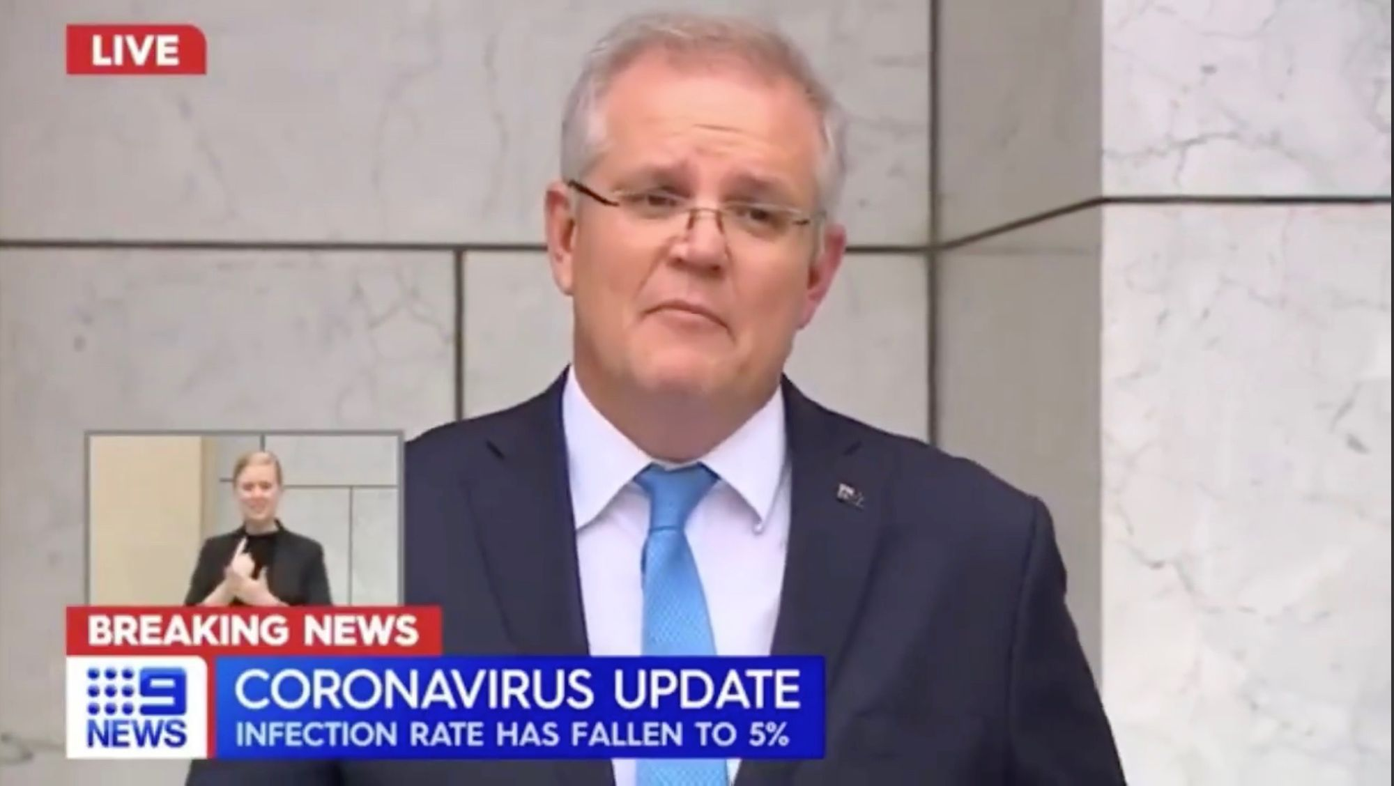 WATCH: Australian PM Scott Morrison tells visitors to go home