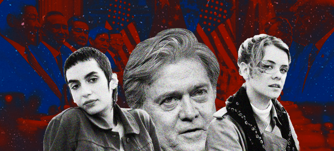Steve Bannon on Red Scare is the kind of discourse we need to hear