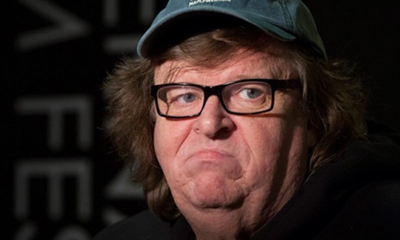The left wants to cancel documentary darling Michael Moore