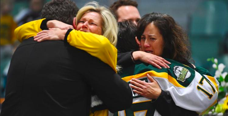 Humboldt Broncos bus crash was two years ago, today