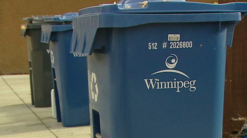 16-year-old suspected of stealing vehicle found stuck in garbage bin