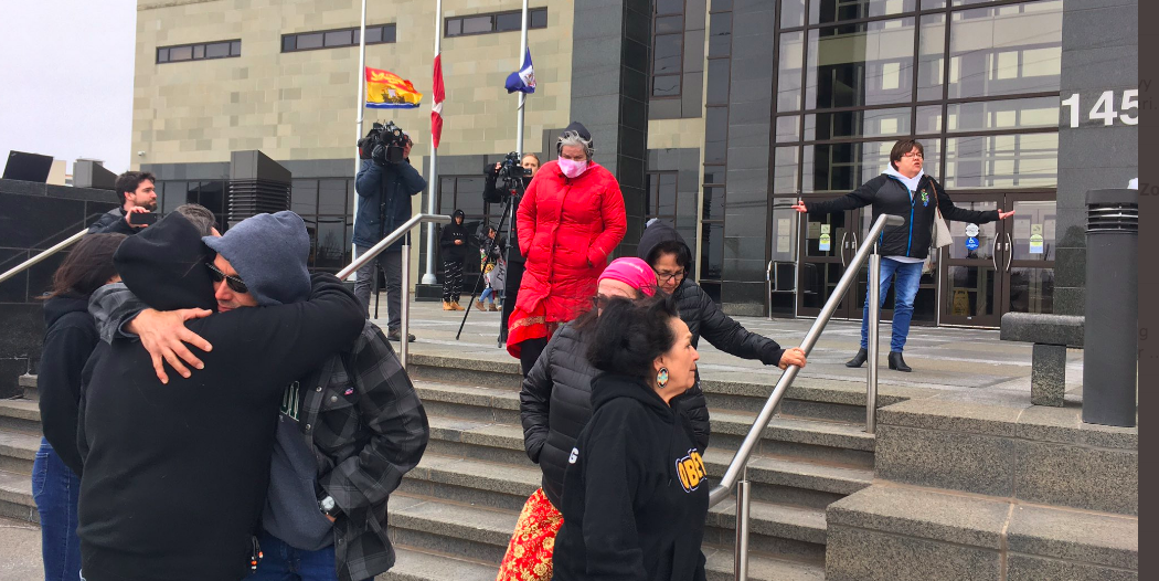 Judge finds Maurice Johnson not guilty in fatal hit and run of Indigenous youth